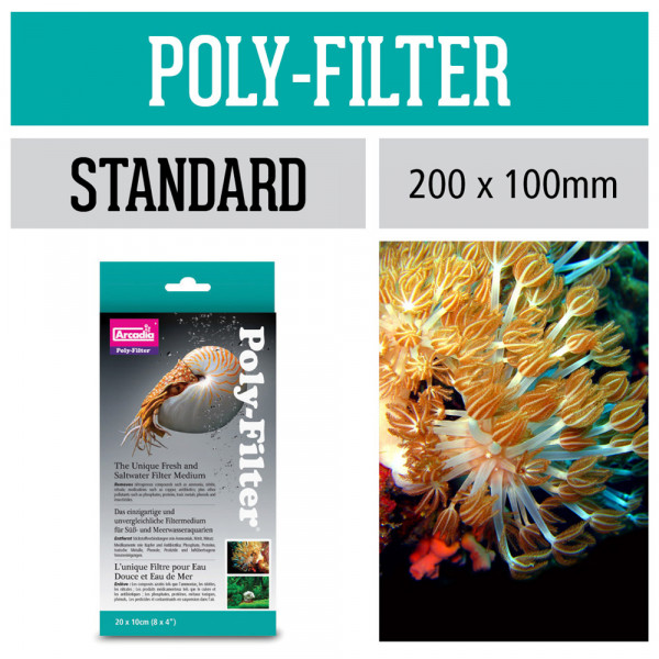 Poly-Filter A008 200mm x 100mm