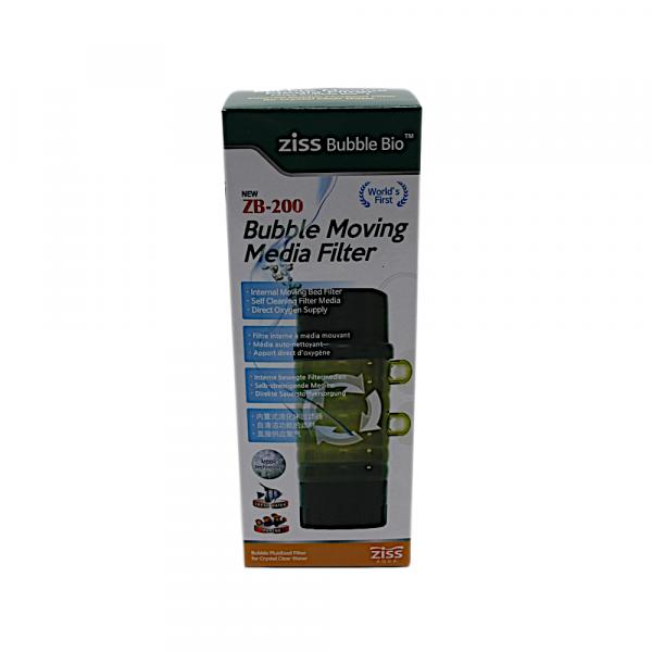 Ziss Bubble Moving Media Filter (Bewegtbettfilter)